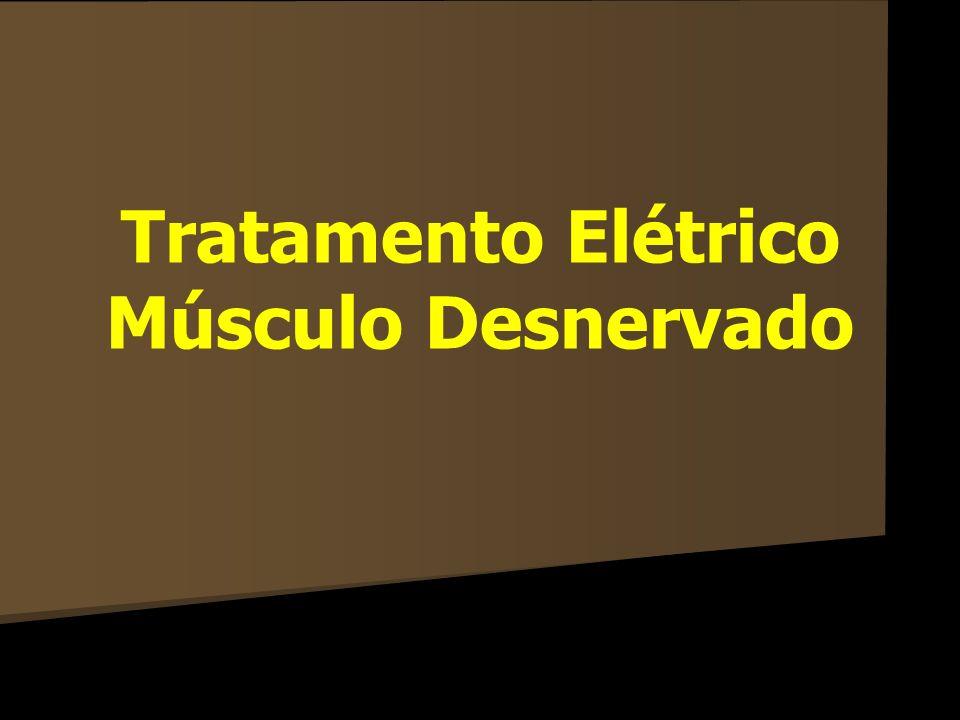 Tratamento Elétrico Músculo Desnervado