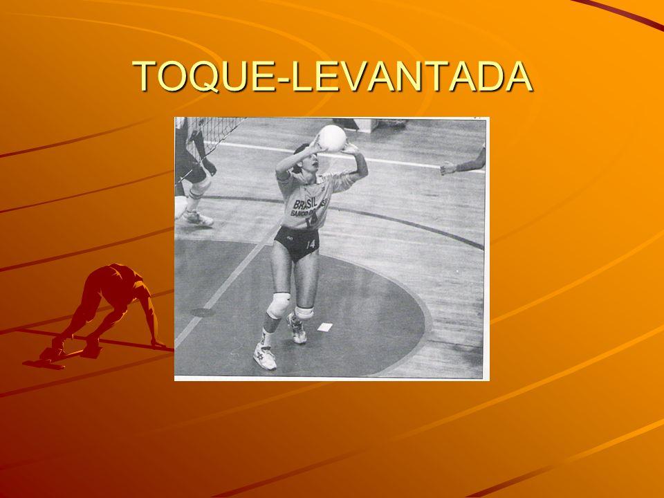 TOQUE-LEVANTADA
