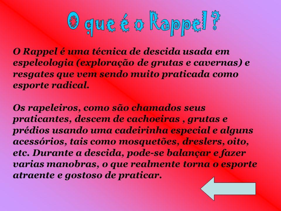 O que é o Rappel