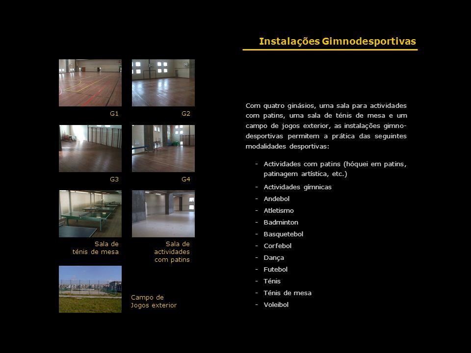 Instalações Gimnodesportivas