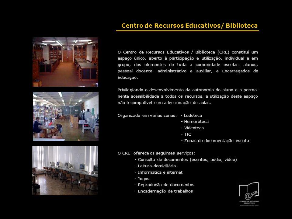 Centro de Recursos Educativos/ Biblioteca