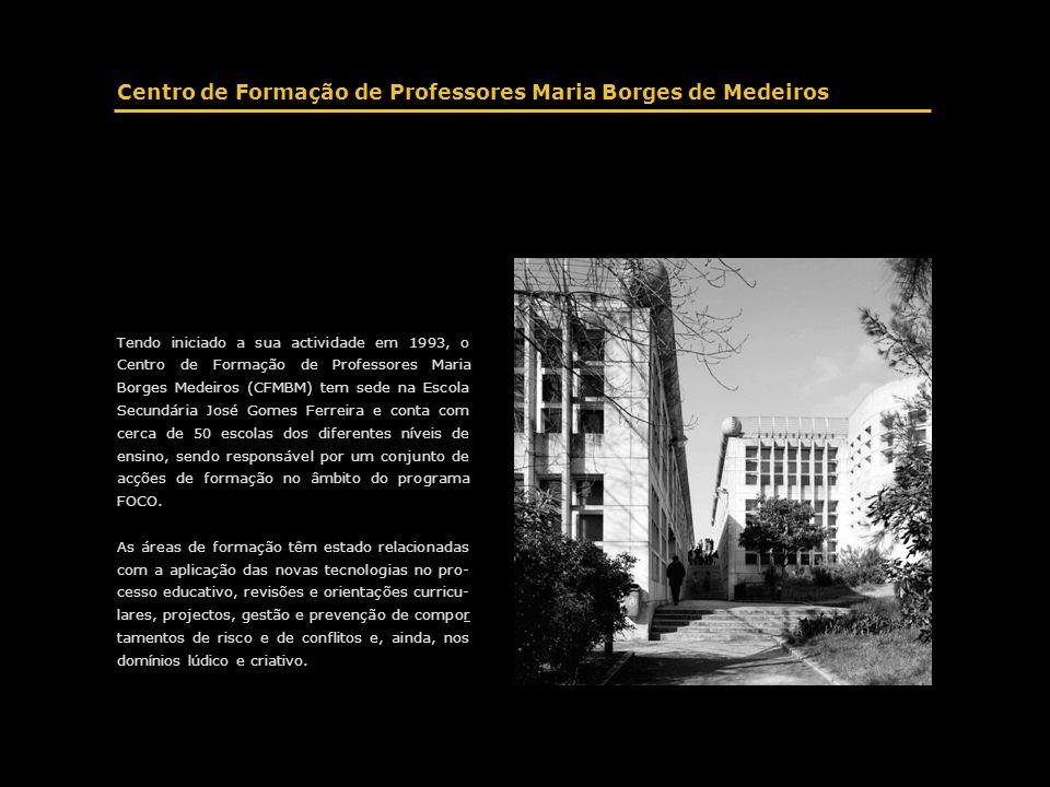 Centro de Formação de Professores Maria Borges de Medeiros