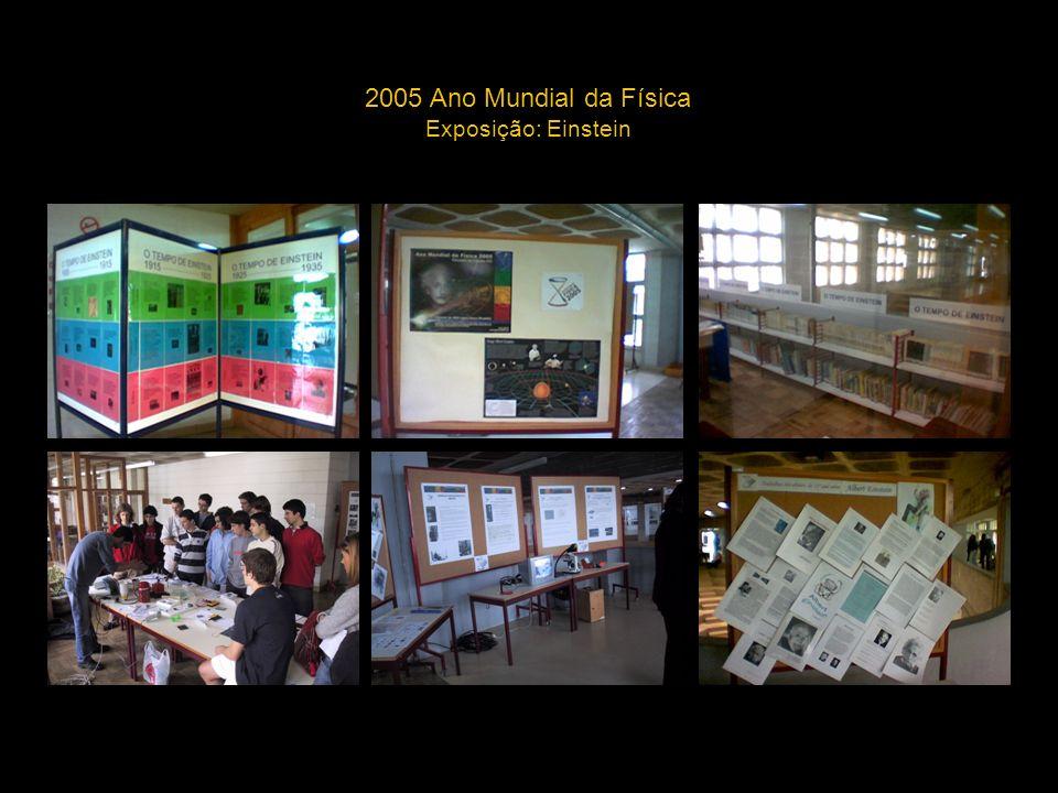 2005 Ano Mundial da Física Exposição: Einstein
