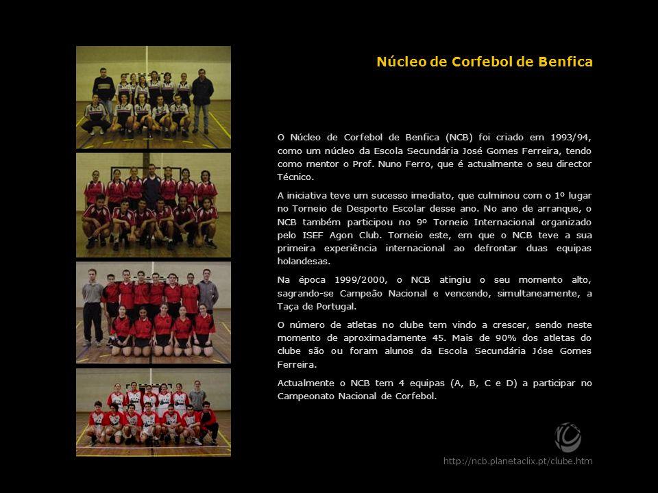 Núcleo de Corfebol de Benfica