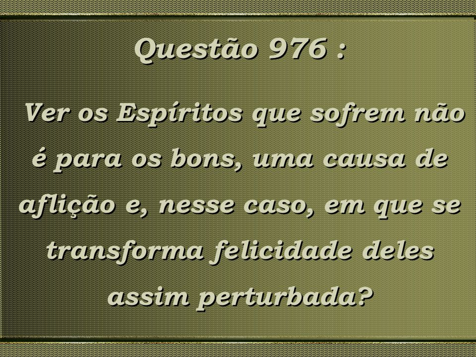 Questão 976 :