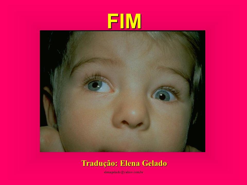 FIM Tradução: Elena Gelado elenagelado@yahoo.com.br