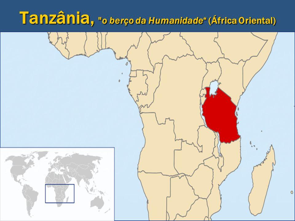 Tanzânia, o berço da Humanidade (África Oriental)
