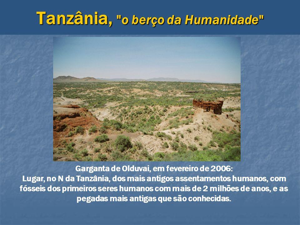 Tanzânia, o berço da Humanidade