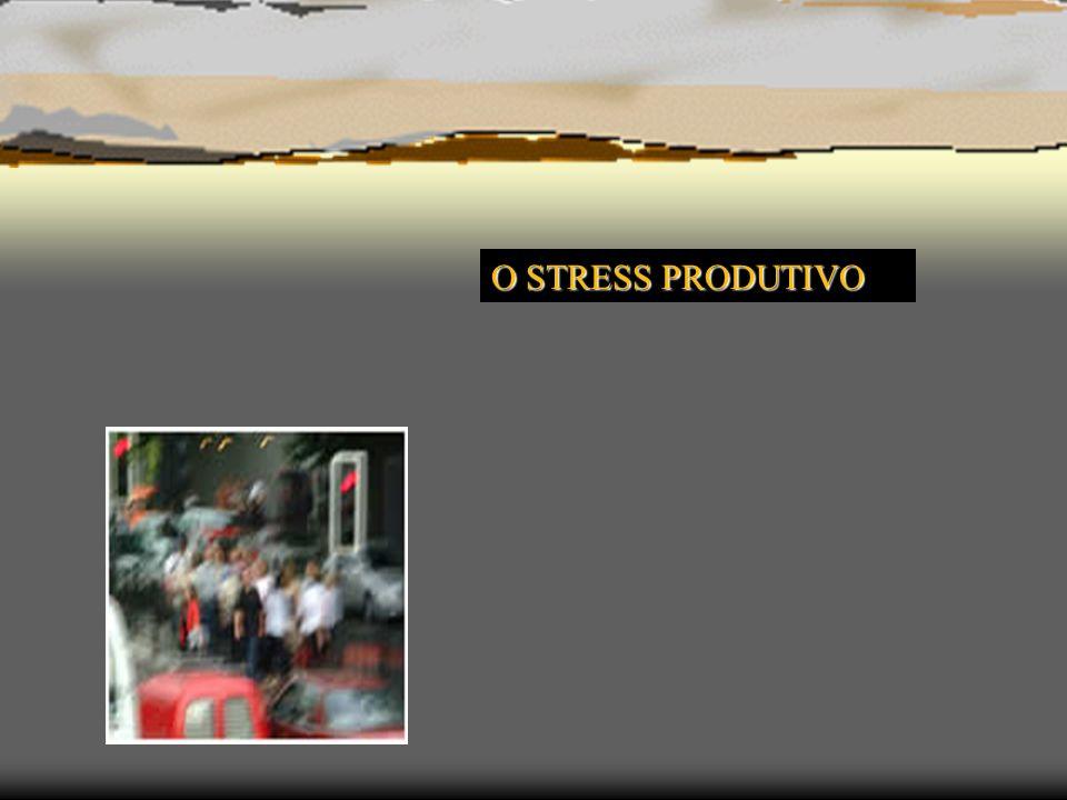 O STRESS PRODUTIVO
