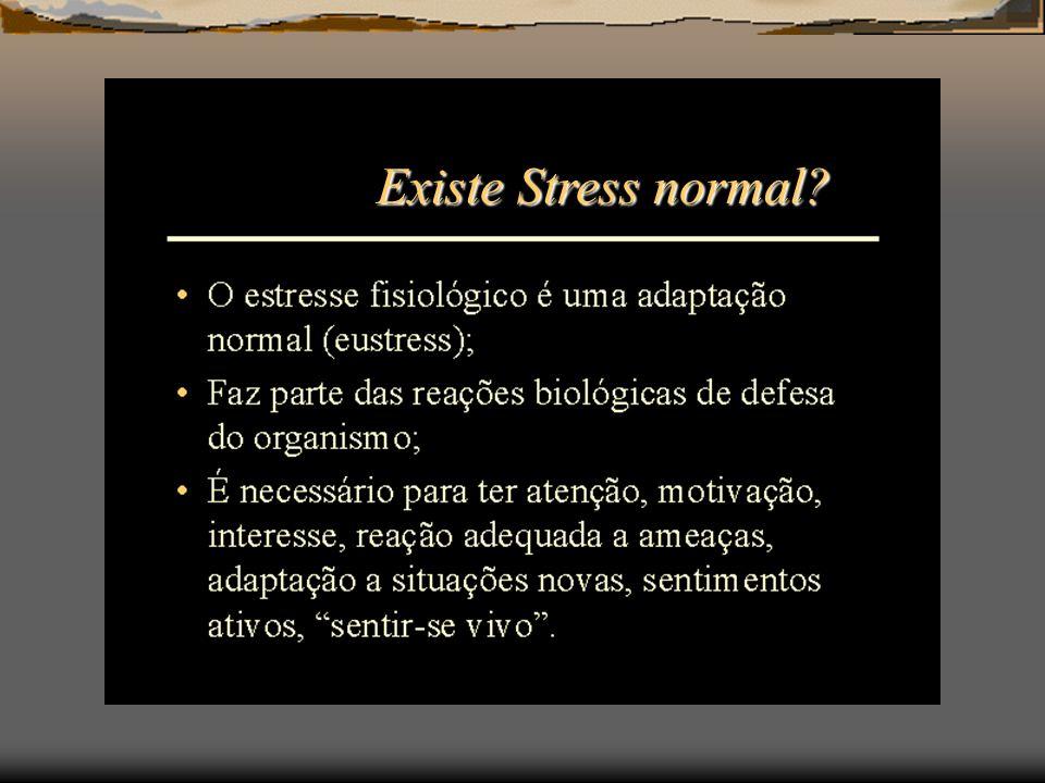 Existe Stress normal