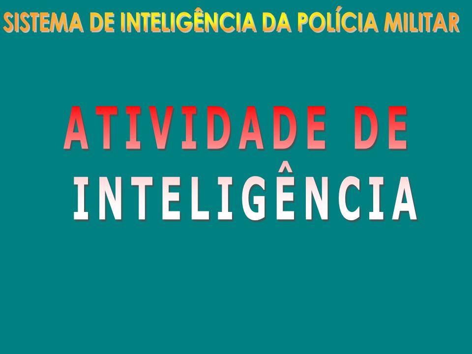 SISTEMA DE INTELIGÊNCIA DA POLÍCIA MILITAR