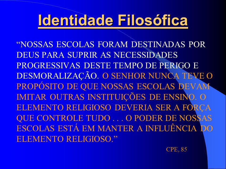Identidade Filosófica