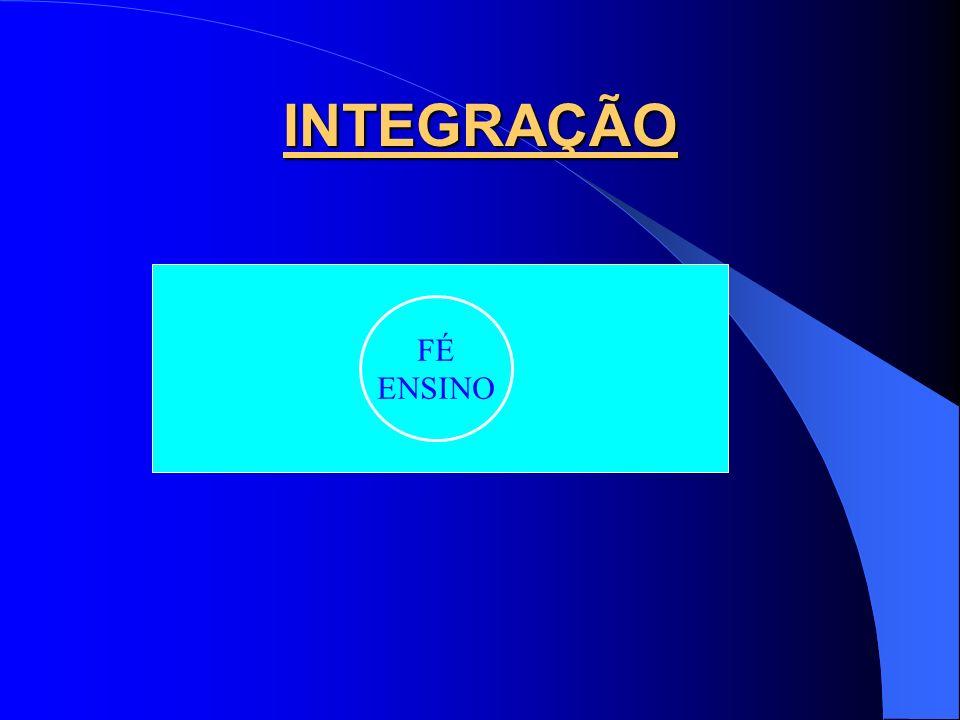 INTEGRAÇÃO FÉ ENSINO