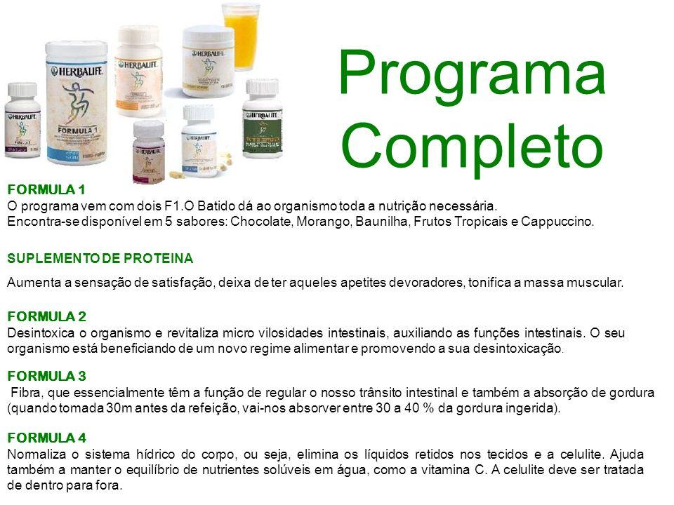 Programa Completo FORMULA 1