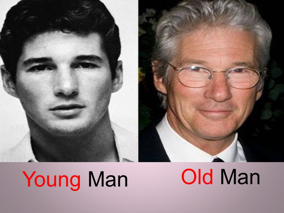 Old Man Young Man