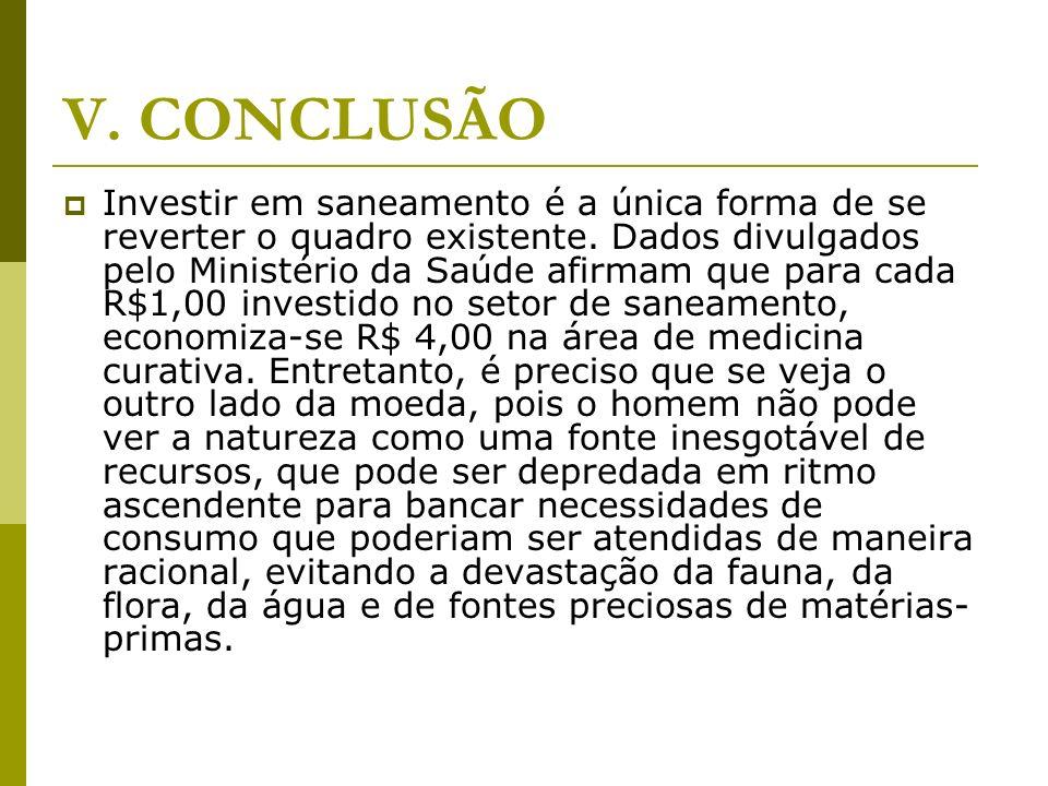 V. CONCLUSÃO