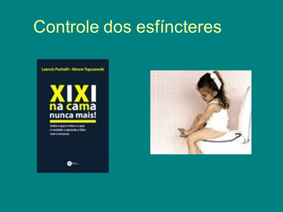 Controle dos esfíncteres
