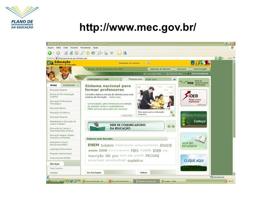http://www.mec.gov.br/