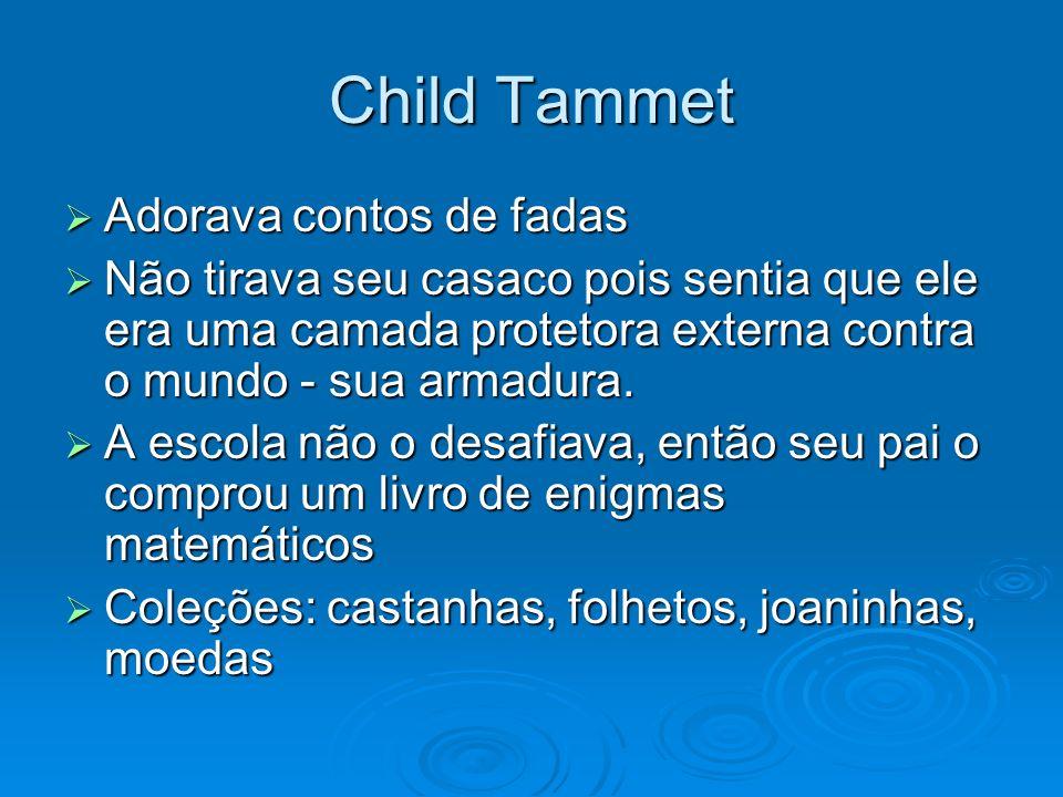 Child Tammet Adorava contos de fadas