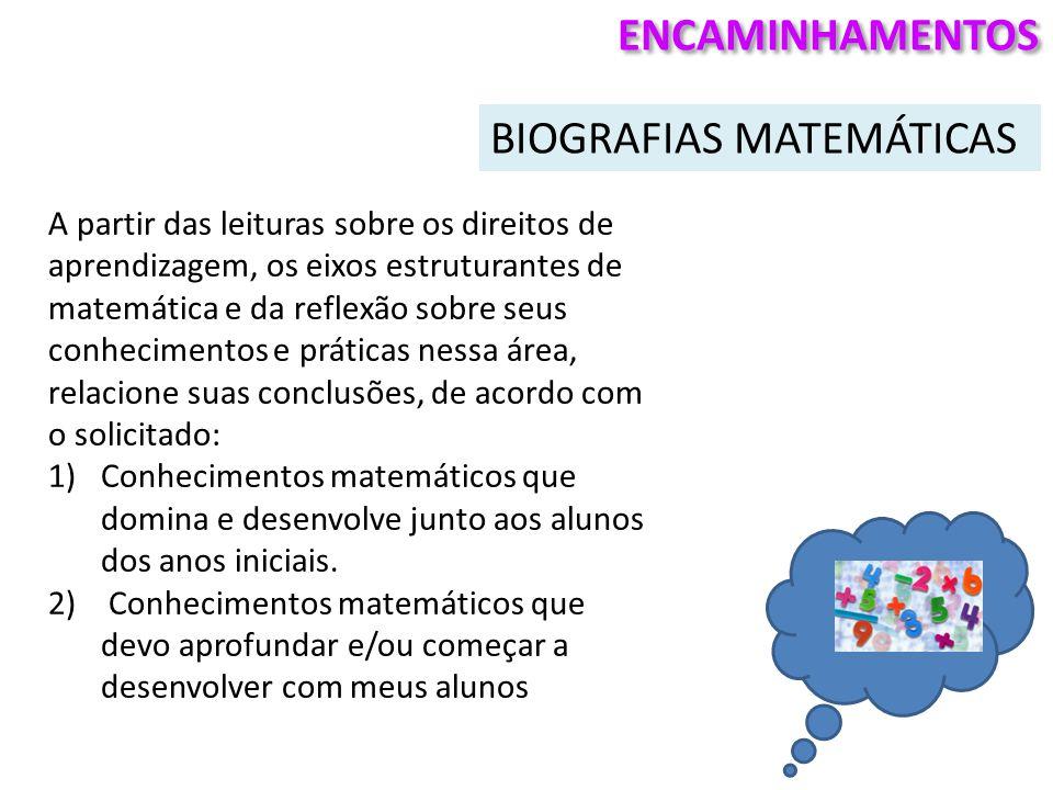 BIOGRAFIAS MATEMÁTICAS
