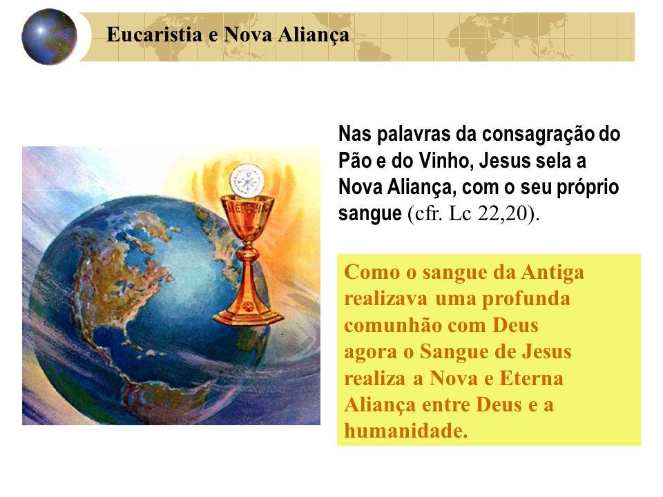 Eucaristia e Nova Aliança