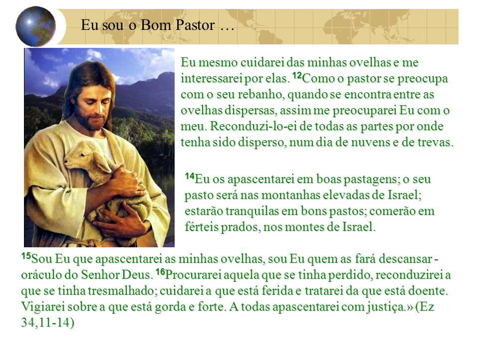 Eu sou o Bom Pastor …