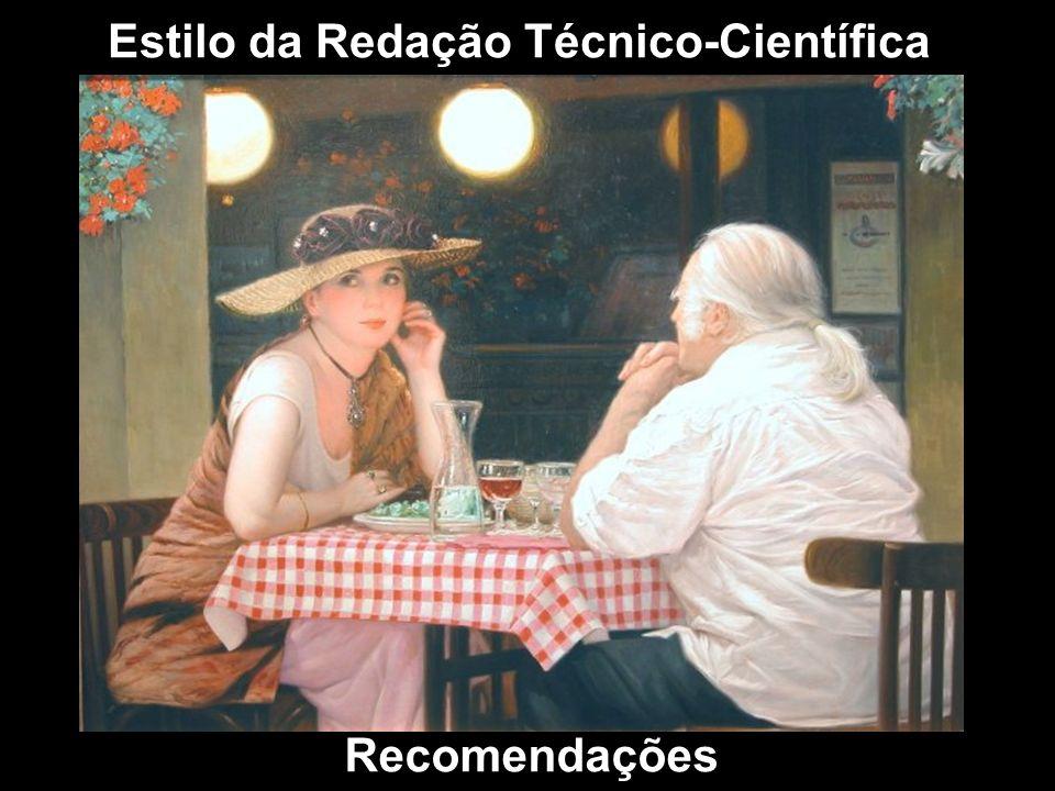 Estilo da Redação Técnico-Científica