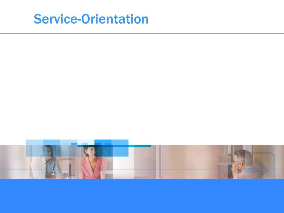 Service-Orientation