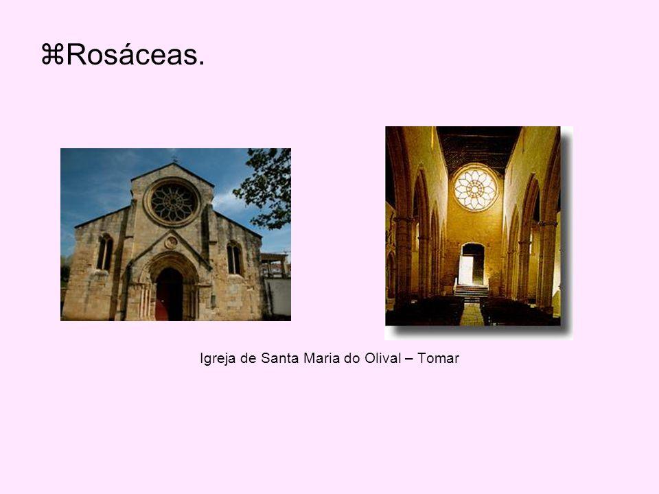 Igreja de Santa Maria do Olival – Tomar
