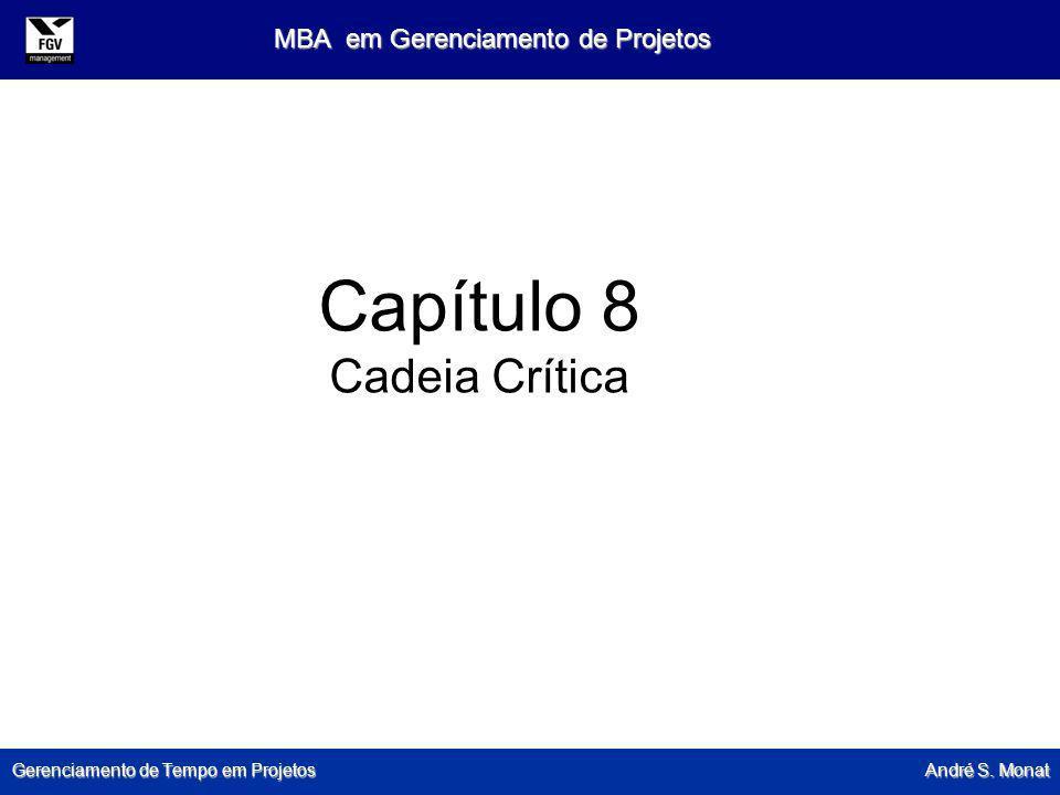 Capítulo 8 Cadeia Crítica