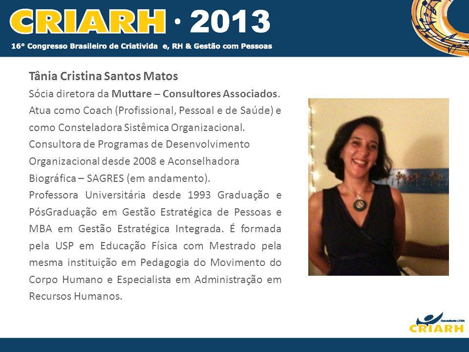 Tânia Cristina Santos Matos