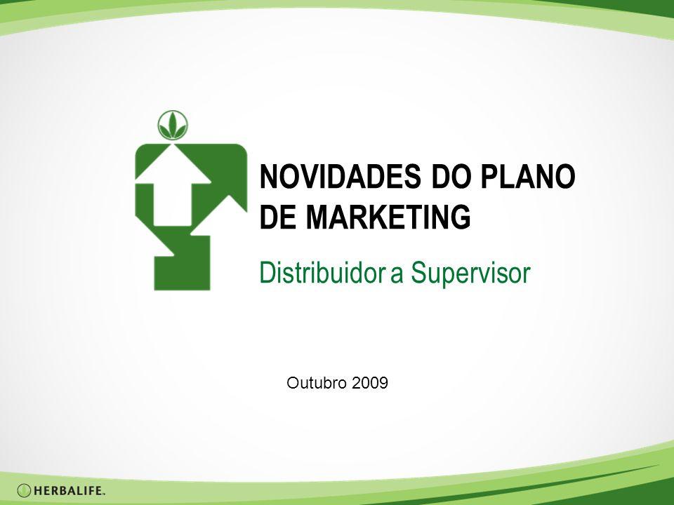 NOVIDADES DO PLANO DE MARKETING