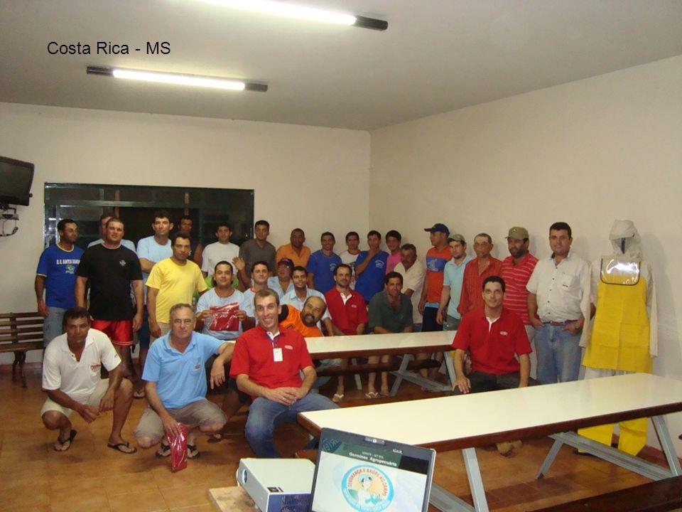 Costa Rica - MS É preciso amor e fé!