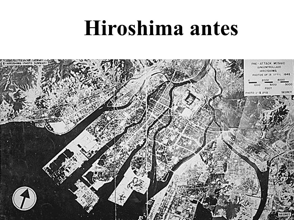 Hiroshima antes