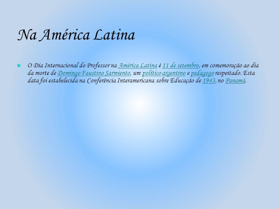 Na América Latina