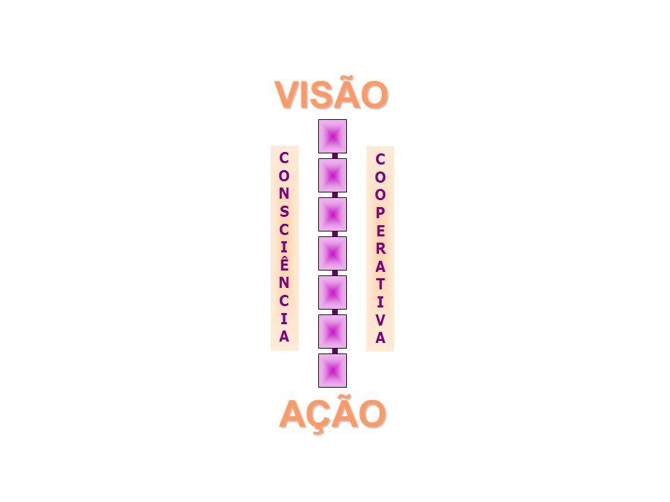 VISÃO CONSCIÊNCIA COOPERATIVA AÇÃO