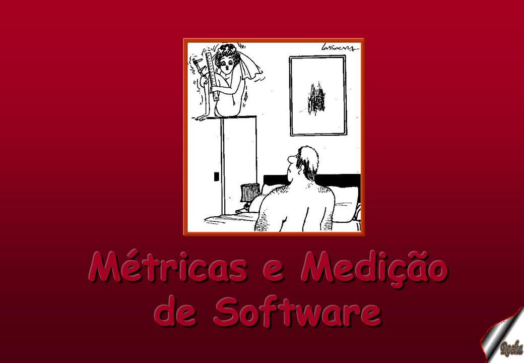 Métricas e Medição de Software