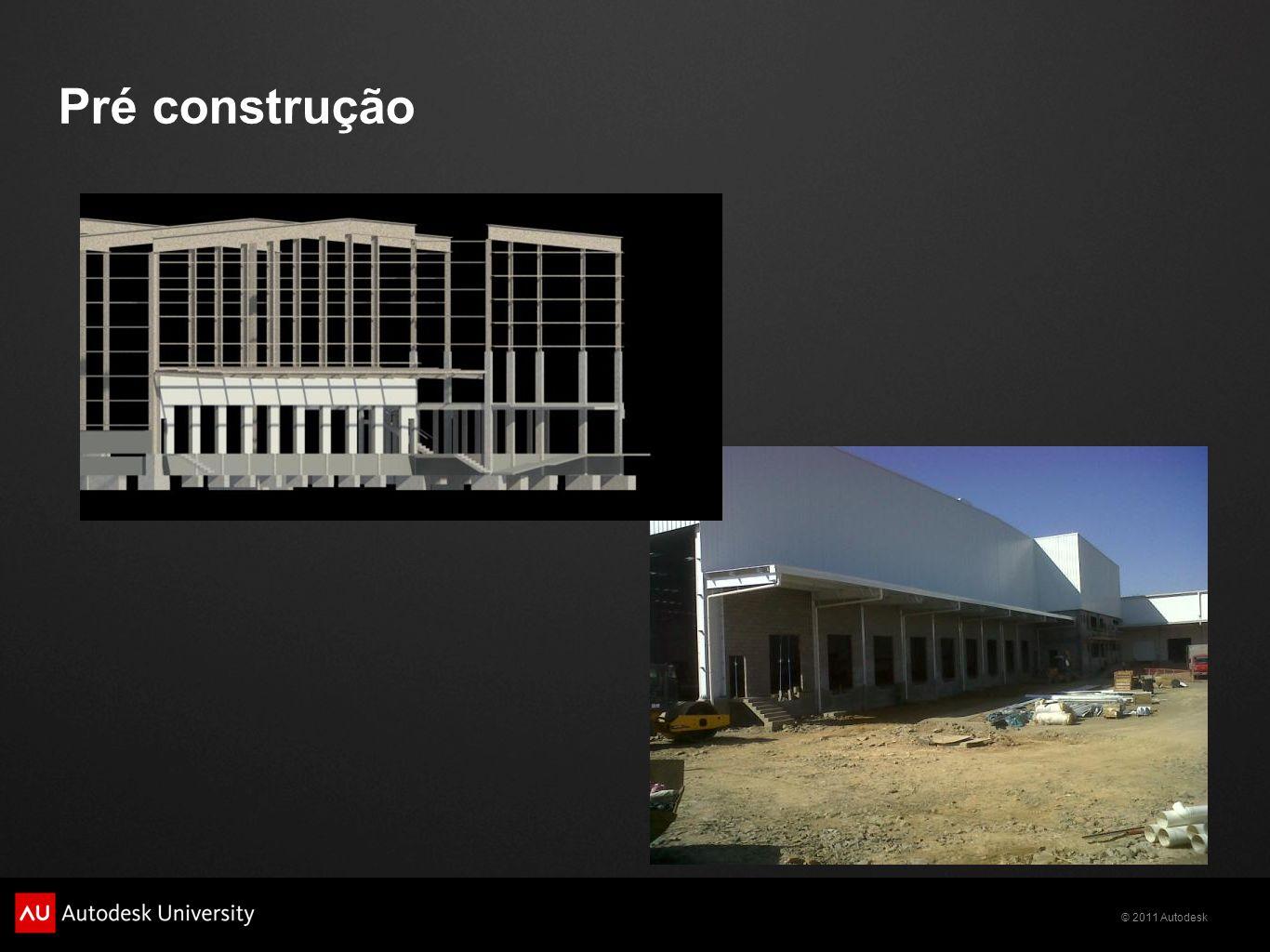 Pré construção