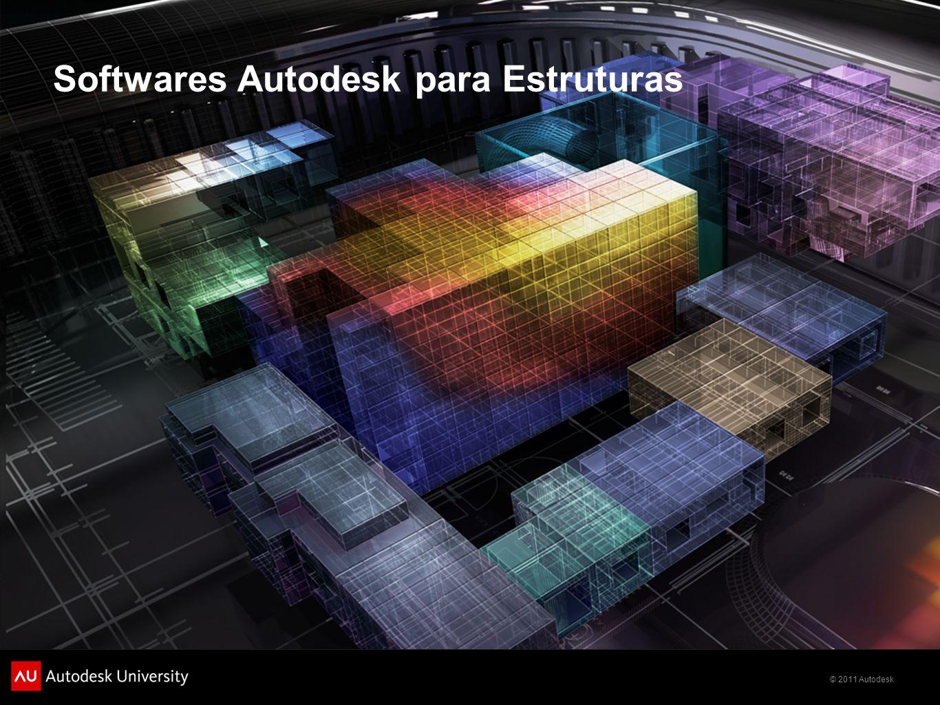 Softwares Autodesk para Estruturas
