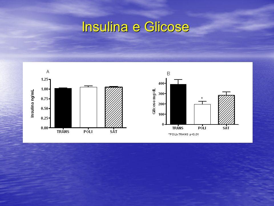 Insulina e Glicose