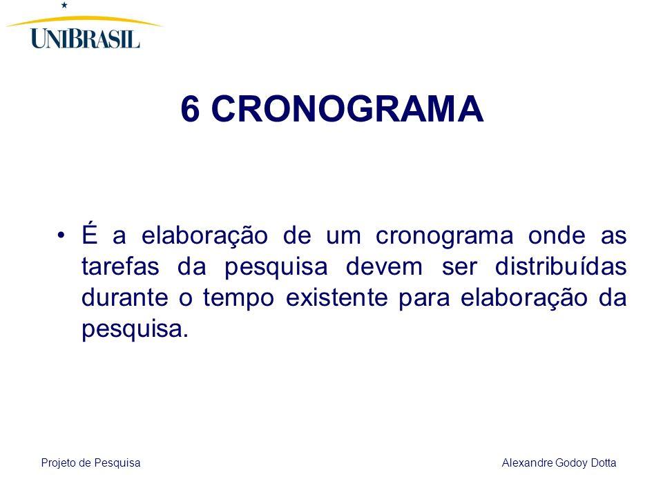 6 CRONOGRAMA