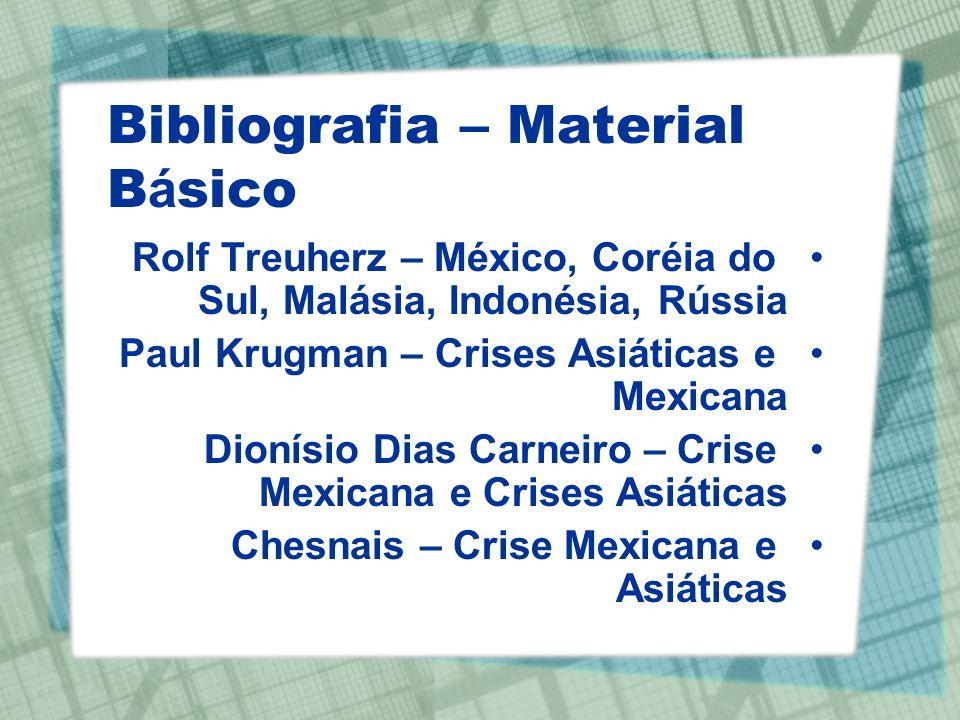 Bibliografia – Material Básico