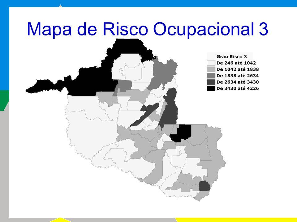 Mapa de Risco Ocupacional 3