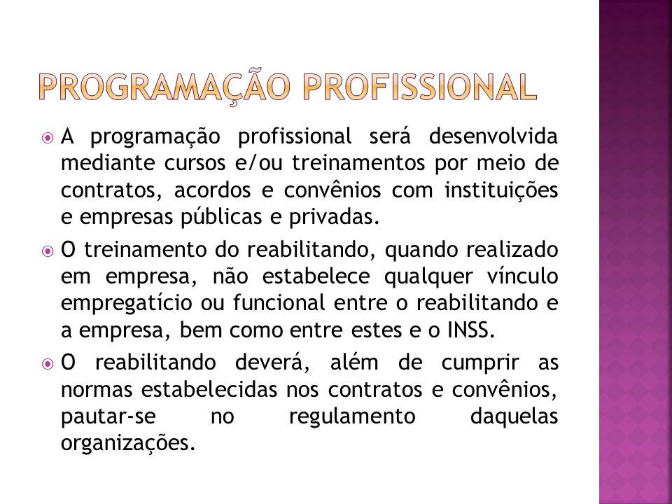 PROGRAMAÇÃO PROFISSIONAL