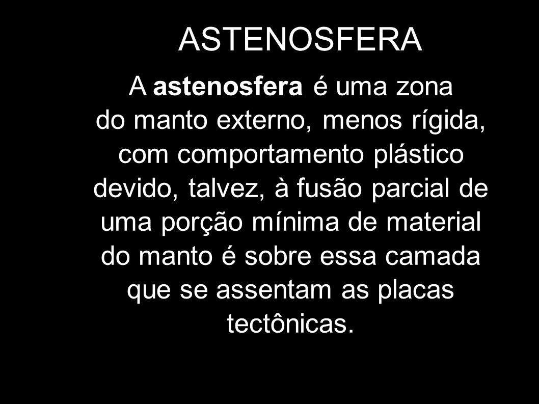 ASTENOSFERA