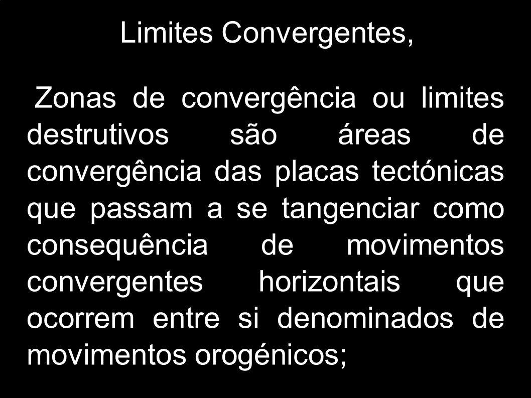 Limites Convergentes,