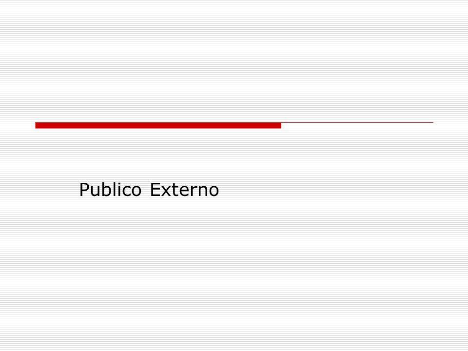 Publico Externo