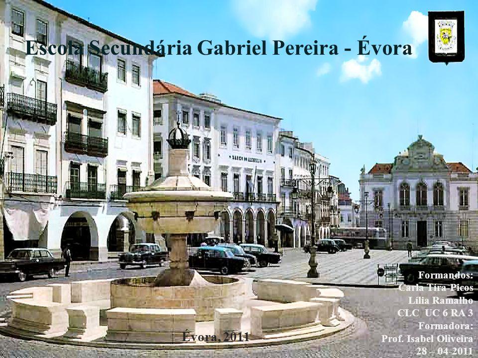 Escola Secundária Gabriel Pereira - Évora