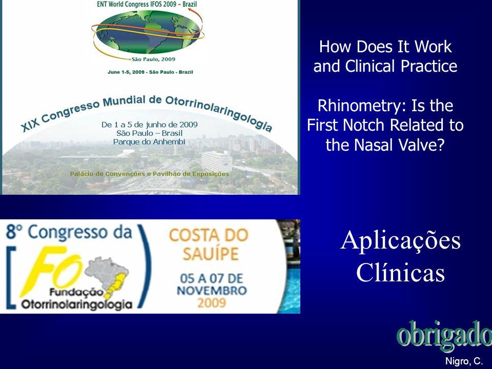 Aplicações Clínicas obrigado How Does It Work and Clinical Practice