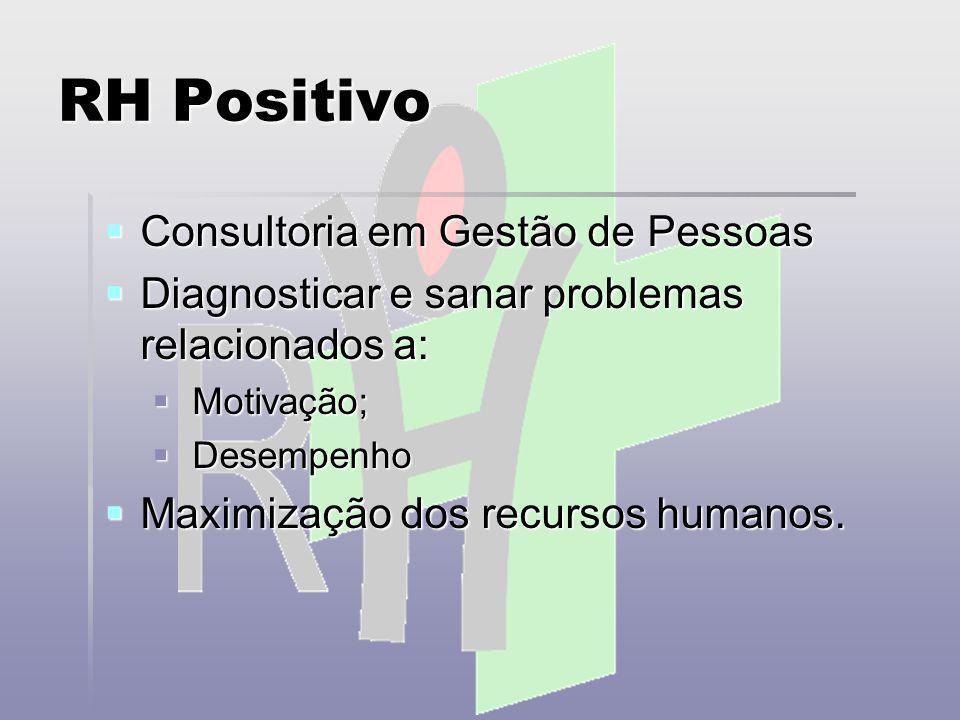 RH Positivo Consultoria em Gestão de Pessoas